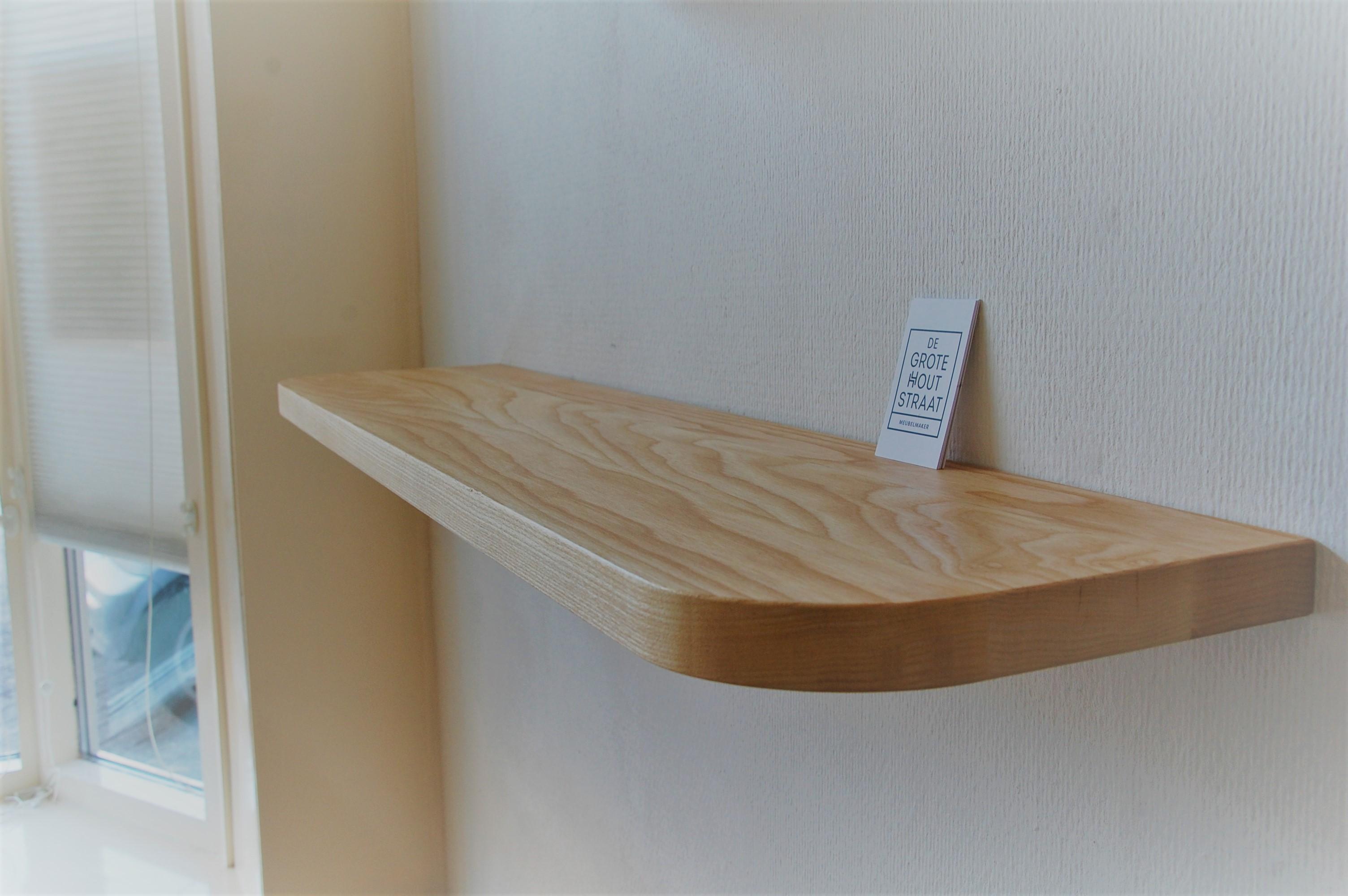 zwevende plank